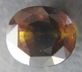 Tourmaline, faceted, Brazil 7.34 carats.  ** SOLD **